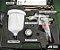 Pistola de Pintura Pininfarina Ls400 1.3 ENTECH Anest Iwata (Maleta Completa) - Imagem 4