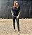 Calça Skinny Preta - Murau - Imagem 1