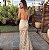 Vestido Longo Dourado Maisa - Aquarella - Imagem 2