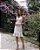 Vestido Midi Rose com Tule Bordado - Luzia Fazolli - Imagem 1