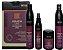 Soft Hair Keratin Line Kit Cauterização Á Frio - Imagem 2