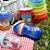 Copo Para Bebê Com Canudo Playful Azul Twist Fisher Price - Imagem 4