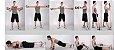 Expansor Multifunções Fitness Atrio Cinza E Preto ES233 - Imagem 4