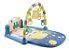 Tapete de Atividades para Bebê Musical Piano Alegria Azul - Imagem 1