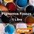 Pigmentos Foscos - 1 Litro - Imagem 1