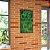 Quadro Decorativo Padrão de Folhas - Imagem 3