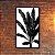 Quadro Decorativo Folha de Bananeira - Imagem 1