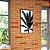Quadro Decorativo Folha de Bananeira - Imagem 3