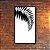 Quadro Decorativo Folha de Palmeira - Imagem 1