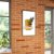 Quadro Decorativo Folha na Mostarda - Imagem 3