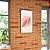 Quadro Decorativo Folha de Laranja - Imagem 3