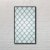 Quadro Decorativo Tela Entrelaçada - Imagem 1