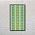 Quadro Decorativo Padrão de Abacaxis - Imagem 1