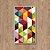 Quadro Decorativo Padrão de Triângulos - Imagem 4