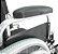 Cadeira de rodas Frankfurt 45 cm - Imagem 1