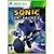 Jogo Sonic Unleashed - Xbox 360 (Seminovo) - Imagem 1