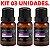 KIT 03 UNIDADES Essencial Fragance Encatadores 17ml ROSA – Sex shop - Imagem 2