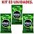 KIT 03 Preservativo Cores e Sabores Hortela – Sex shop - Imagem 2