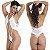 Body DESLUMBRANTE - Branco - Fogo e Paixão - Sexshop - Imagem 6
