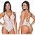 Body Mimo Branco Renda Pimenta Sexy - Lingerie Sexy - Imagem 1