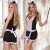 Fantasia Faxineira - Vestido Mini + Avental + Tiara - Sex shop - Imagem 1