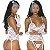 Fantasia Noiva Body Pimenta Sexy - Sexshop - Imagem 1