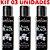 Kit 03 Gel Gelado Aromatizante Sabor BLACK ICE 35ml HotFlowers - Sexshop - Imagem 3