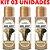 Kit 03 Gel Quente Aromatizante Amarula 35ml Hot Flowers - Sexshop - Imagem 4