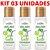 Kit 03 Gel Quente Aromatizante Caipirinha 35ml Hot Flowers - Sexshop - Imagem 1
