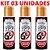 Kit 03 Gel Quente Aromatizante Creme Avelã 35ml HotFlowers - Sexshop - Imagem 1