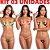 Kit 03 Sabores Tapa Sexo Coração Karamela Comestível Hot Flowers - Sexshop - Imagem 1