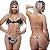 Kit Fantasia Desejos Empregada Sexy Fantasy - Sex shop - Imagem 1