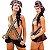 Kit Fantasia Diva Do Nordeste Sapeka - Sex shop - Imagem 1