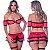 Kit Fantasia Espanhola Sensual Love - Sexshop - Imagem 1