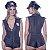 Kit Fantasia Police Macacão Sensual Love - Sexshop - Imagem 3