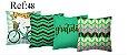 Kit 4 Almofadas Cheias - Estampas 02 - Imagem 3