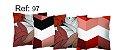 Kit 4 Almofadas Cheias - Estampas 04 - Imagem 3
