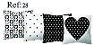 Kit 4 Almofadas Cheias - Estampas 04 - Imagem 2