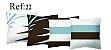 Kit 4 Almofadas Cheias - Estampas 06 - Imagem 1