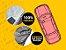 Capa Cobrir Carro Standard 100% Forrada com Cadeado - M - Imagem 4
