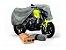 Capa Cobrir Moto Standard 100% Forrada - P - Imagem 1