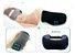 Máscara De Dormir Bluetooth Fones De Ouvido Cinza Algodão - Imagem 1