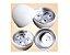 Recipiente Para Cozinhar Ovos Microondas Ovo Microwave Egg - Imagem 2