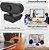 Webcam FullHD 1080P USB 360 graus Com Microfone e Redução de Ruído - Imagem 4