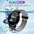 Kit de Smartwatch 119 Plus e Fone de Ouvido Bluetooth A6S - Imagem 3