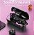 Kit de Fone de Ouvido Bluetooth Y30 e Smartwatch Y68 - Imagem 4