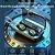 F9 fones de ouvido bluetooth sem fios com três ecrãs de fluido - Imagem 4