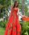 Vestido LUANA Longo Lastex - Imagem 1