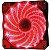 Cooler Fan OEX F20 LED, 12cm, Varias Cores - F20 - Imagem 3