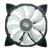 Cooler Fan OEX F30 LED Colorido, 12cm - F30 - Imagem 2